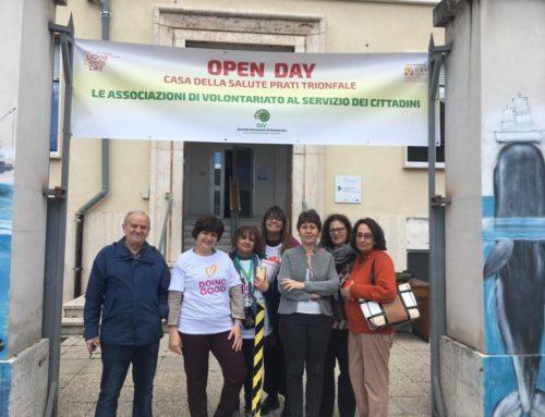 SAV – Sportello Associazioni Volontariato – Progetto Città della Vita con ASL Roma1