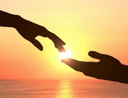 SENTIERI DI CURA – La relazione di cura attraverso il contatto psico-corporeo