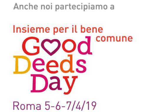 GDD 2019 – INSIEME PER IL BENE COMUNE – 5 aprile 2019 Open Day alla Casa della Salute Prati Trionfale