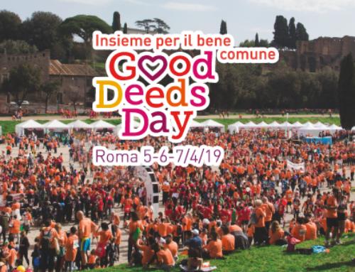 GDD 2019 – INSIEME PER IL BENE COMUNE – 5-6-7 aprile 2019