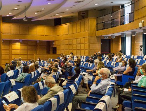 Grande successo del 1° Convegno di Auto Mutuo Aiuto a Roma 18 settembre 2021…. 100 persone finalmente in presenza e altre 100 collegate online